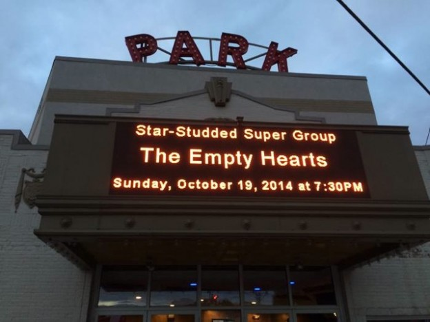 The Star Studded Empty Hearts RI