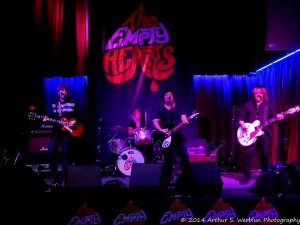 Empty Hearts Head On Rock-N-Roll Philly