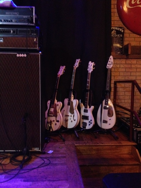 Andy's Axes Ready in Rochester
