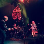 Empty Hearts rocking Tokyo stage right